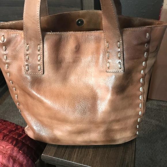 e899f8d92f5a Bed Stu Handbags - ❤ Saturday Sale❤️Bed Stu Tote Stevie Tan Glove